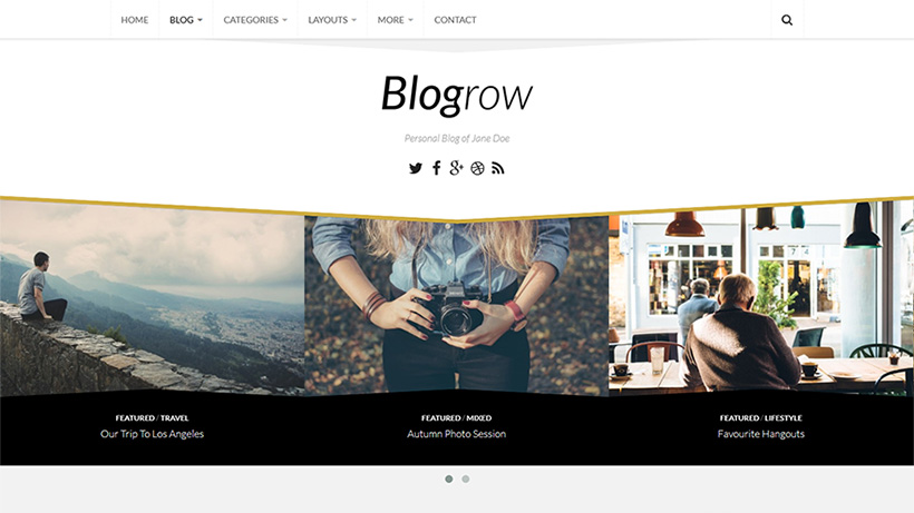 blogrow-free-wp-theme